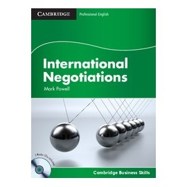 International Negotiations Student's Book + Audio CDs