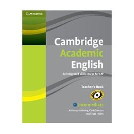 Cambridge academic english upper intermediate class audio cd cambridge academic english intermediate teachers book fandeluxe Images