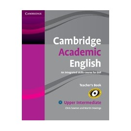 Cambridge Academic English Upper-Intermediate Teacher's Book