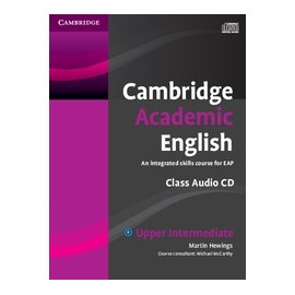 Cambridge Academic English Upper-Intermediate Class Audio CD