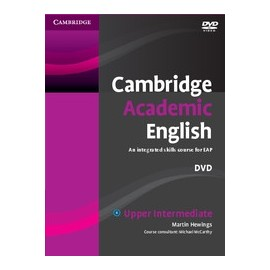 Cambridge Academic English Upper-Intermediate DVD