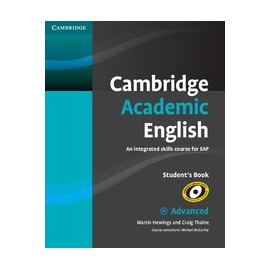 Cambridge Academic English Advanced Student's Book