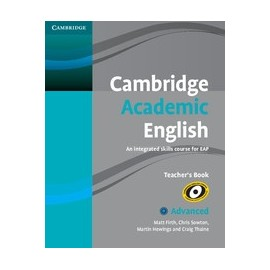 Cambridge Academic English Advanced Teacher's Book