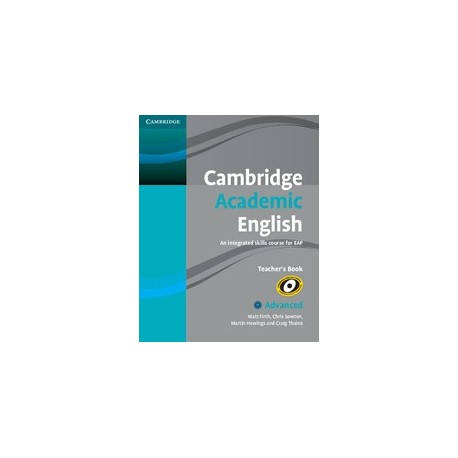 Cambridge academic english advanced teachers book englishbooks cambridge academic english advanced teachers book fandeluxe Images