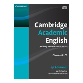 Cambridge Academic English Advanced Class Audio CD