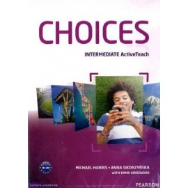 Choices Intermediate Active Teach CD-ROM (Interactive Whiteboard Software)