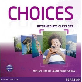 Choices Intermediate Class CDs