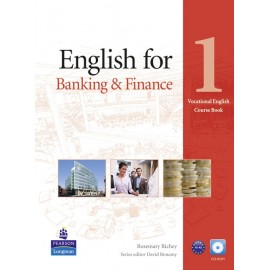 English for Banking & Finance Level 1 Coursebook + CD-ROM