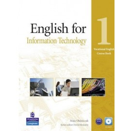 English for Information Technology Level 1 Coursebook + CD-ROM