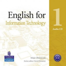 English for Information Technology Level 1 Audio CD