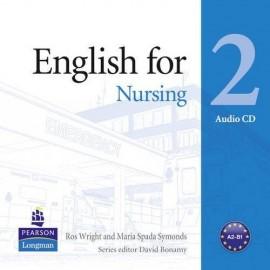 English for Nursing Level 2 Audio CD
