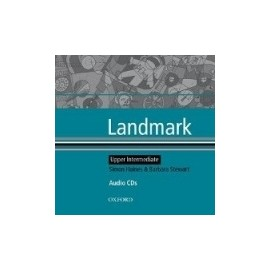 Landmark Upper-Intermediate Class Audio CDs (3)