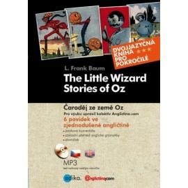 The Little Wizard Stories of Oz / Čaroděj ze země Oz + MP3 Audio CD