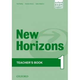 New Horizons 1 Teacher's Book