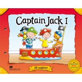 Captain Jack 1 Pupil's Book + Multi-ROM Pack