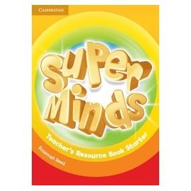 Super Minds Starter Teacher's Resource Book
