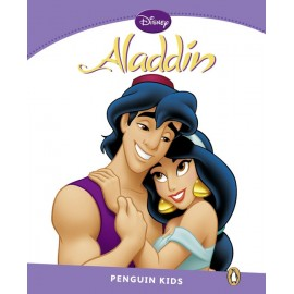 Penguin Kids Level 5: Aladdin