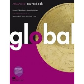 Global Advanced Coursebook + eWorkbook Pack