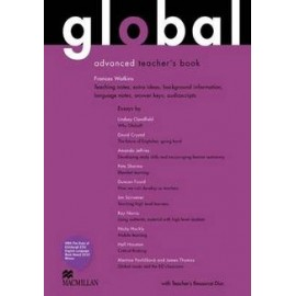 Global Advanced Teacher's Book Pack