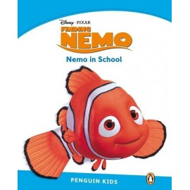 Penguin Kids Level 1: Finding Nemo - Nemo in school