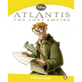 Penguin Kids Level 6: Atlantis - The Lost Empire