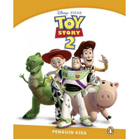 Penguin Kids Level 3: Toy Story 2 Pearson 9781408288634