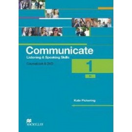 Communicate 1 Student's Coursebook Pack (Book + DVD)