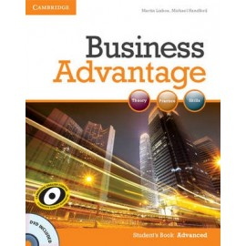 Business Advantage Advanced Student's Book + DVD