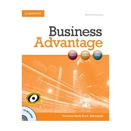 Business Advantage Advanced Personal Study Book + CD