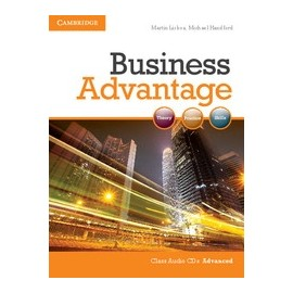 Business Advantage Advanced Audio CD