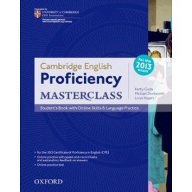 Cambridge English Proficiency Masterclass Student's Book + Online Skills & Language Practice
