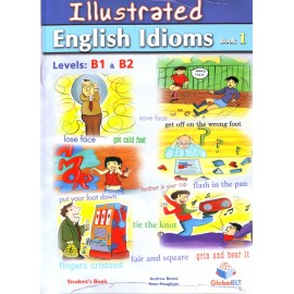 Illustrated English Idioms B1 + B2 Self-Study Student´s Book 1