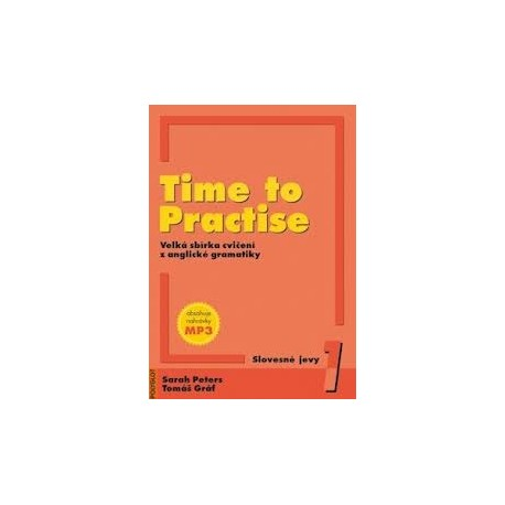 Time to Practise 1 + MP3 CD Polyglot 9788086195452