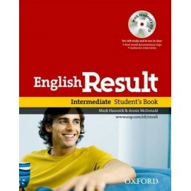 English Result Intermediate Student's Book + DVD-ROM