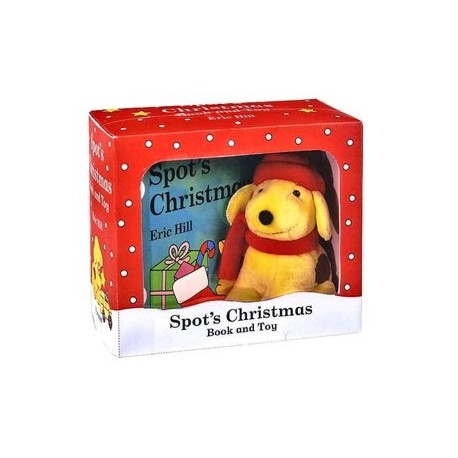 Spot's Christmas: A book and toy gift set Putnam Publishing Group 9780399244704