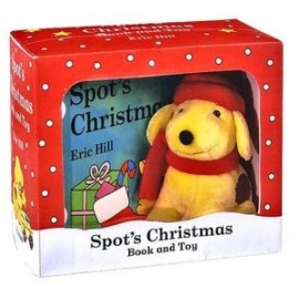 Spot's Christmas: A book and toy gift set