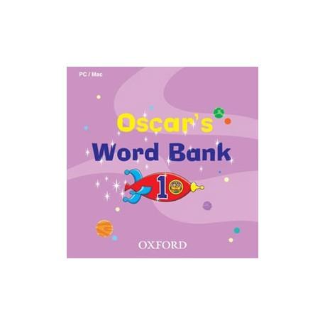 Oscar's Word Bank 1 CD-ROM Oxford University Press 9780194305181