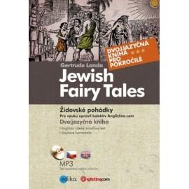 Jewish Fairy Tales / Židovské pohádky + MP3 Audio CD