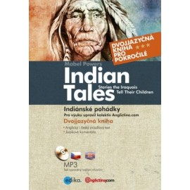 Indian Tales / Indiánské pohádky + MP3 Audio CD