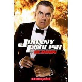 Scholastic Readers: Johnny English Reborn + CD