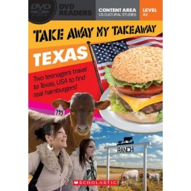 Scholastic Readers: Take Away My Takeaway - Texas + DVD