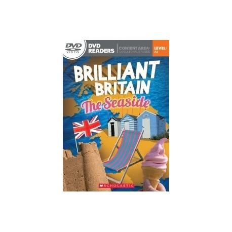 Scholastic Readers: Brilliant Britain - The Seaside + DVD Scholastic 9781908351760