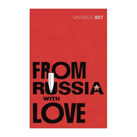 From Russia with Love Vintage Classics 9780099576891
