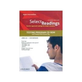 Select Readings Second Edition Upper-Intermediate Teacher's Resource CD-ROM