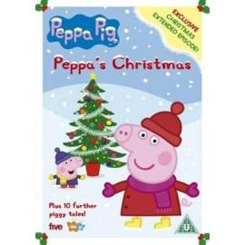 Peppa Pig: Peppa's Christmas DVD