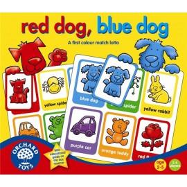 Red Dog, Blue Dog