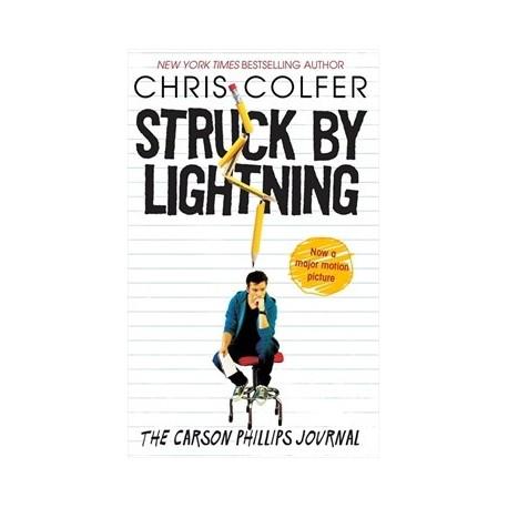Struck by Lightning: The Carson Phillips Journal Atom 9780349001357