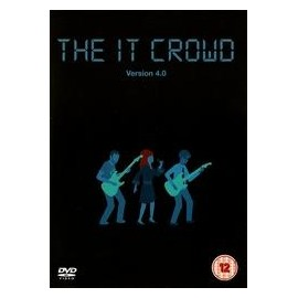 The IT Crowd: Series 4 DVD