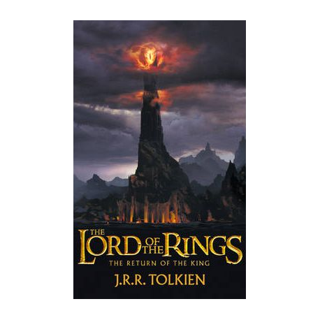 The Lord of the Rings: The Return of the King (Film Tie-in Edition) HarperCollins 9780007488346