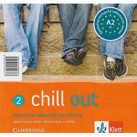 Chill Out 2 metodická příručka na CD-ROMu